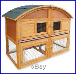 Rabbit Hutch Wooden Extra Large Would Also Suit Guinea Pigs Ferrets Ducks